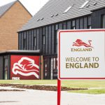 Panel & Post Signage for Team England Athletes Village