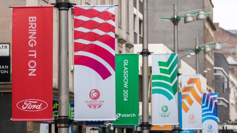 Buchanan Street Banners