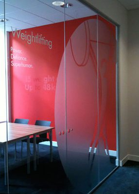 Weightlifting Internal Window