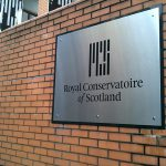 Royal Conservatoire Plaque