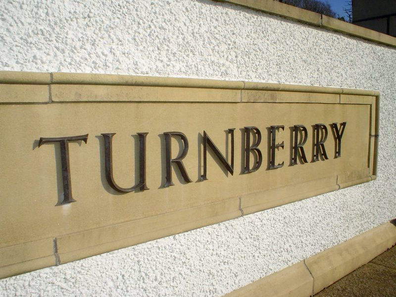 Turnberry Plaque