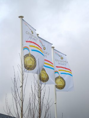 City Legacy Marketing Suite Flags