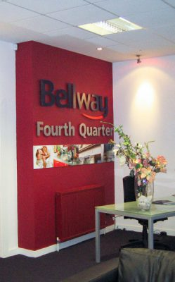Bellway Fourth Quarter