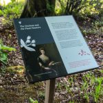 Brodick Castle Interpretative Panel