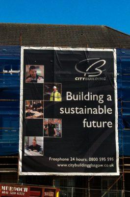 Building Banner