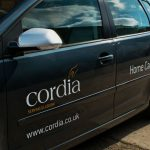 Cordia Car Graphics