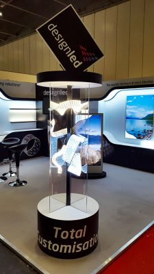 Design LED Exhibition Stand