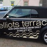 Elliots Vehicle Branding Graphics