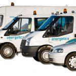 Energetics Fleet Signage