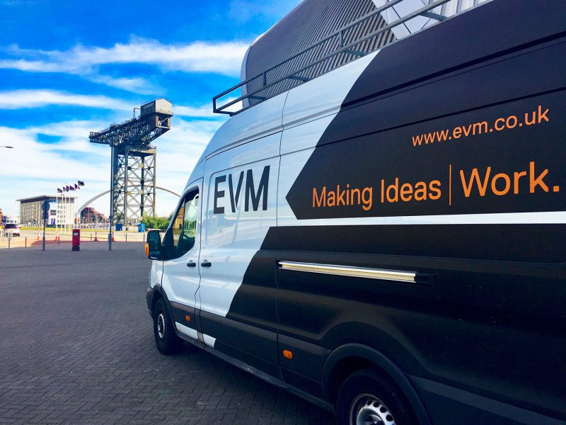 EVM Fleet Graphics