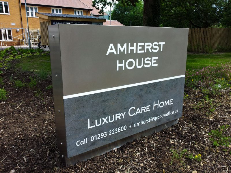 Amherst House Monolith