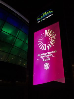 Lightbox for World Gymnastics Championships 2015
