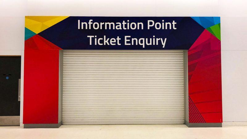 Information Point Branding