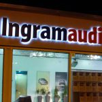 Ingram Audi Illuminated Letters Sigange
