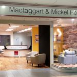 Mactaggart and Mickel Bespoke Illuminated Shop Front