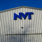 NVT Gable End Sign