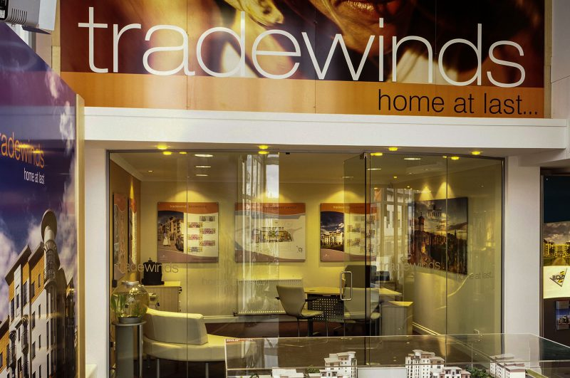Internal Office at Tradewinds Marketing Suite