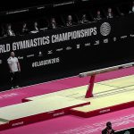 Perimeter Backdrop for World Gymnastics Championships