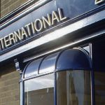 Rotherwood International 3D Fascia Lettering
