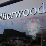 Rotherwood International 3D Window Signage
