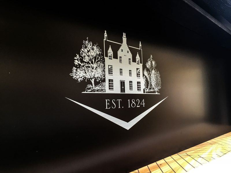 The Macallan Digitally Printed Whisky Bar