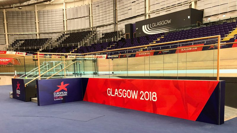 Cycling Venue Glasgow 2018