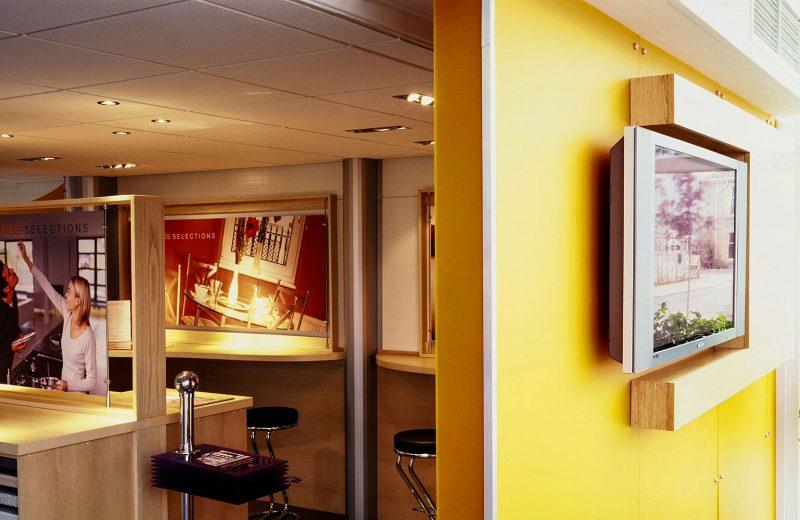 Marketing Suite Options Area Barratt Homes Tradewinds