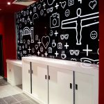Tune Hotel Acrylic Wall