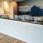 Volvo Reception Fit Out