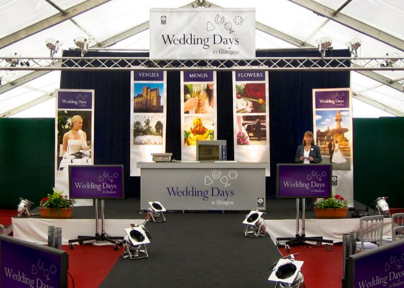 Wedding Days Exhibition Display