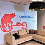 Vinyl Graphics on Office Walls