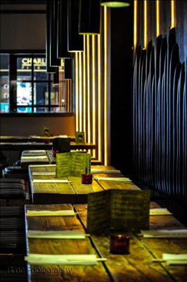 Bar Soba Restaurant Fit-out