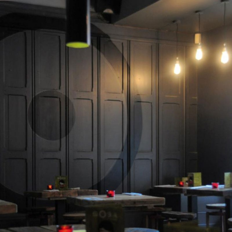 Bar Restaurant Joinery Fit-out