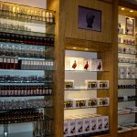 Retail Display at Famous Grouse Visitor Centre