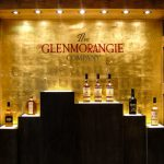 Glenmorangie Display in Distillery Visitor Centre Shop