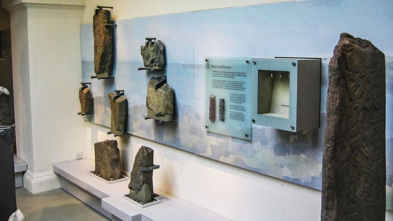 Museum Display and Graphic Panels