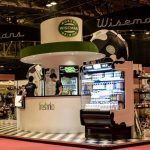 Bespoke Trade Show Stand and Milk Bar