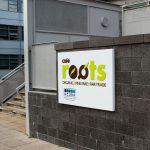 Café Roots External Signage