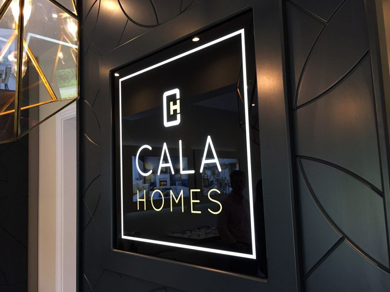 Internal Cala Illuminated Logo