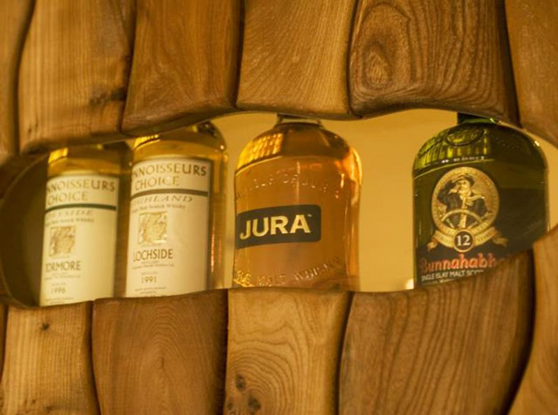 Bespoke Whisky Display