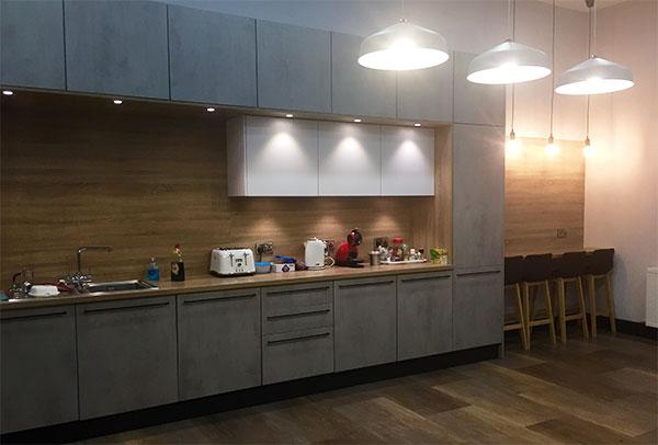 EVM Kitchen Facilities