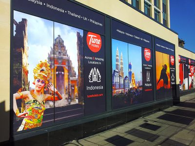 Improve your Advertising with Window Graphics