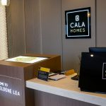 CALA Maidenhill Reception Area