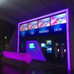 SSE Reward Desk in Purple Mode